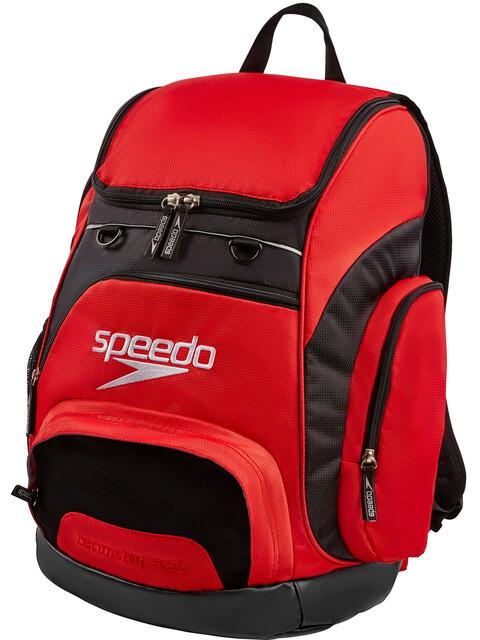 speedo Teamster Backpack 35l Red